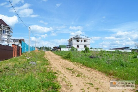 Участок 12 сот под ИЖС в городе Волоколамск - Фото 2