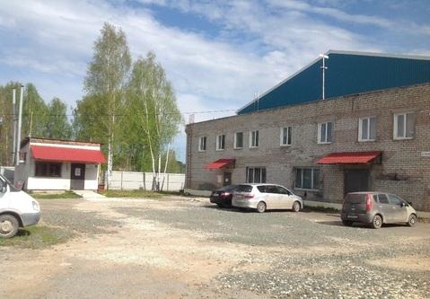 Производственно-складская база г.Березовский, Коммуны, 84а - Фото 2
