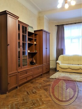 В 2-х минутах пешком от Петроградской 2 комнаты в 4-комнатной квартире - Фото 4