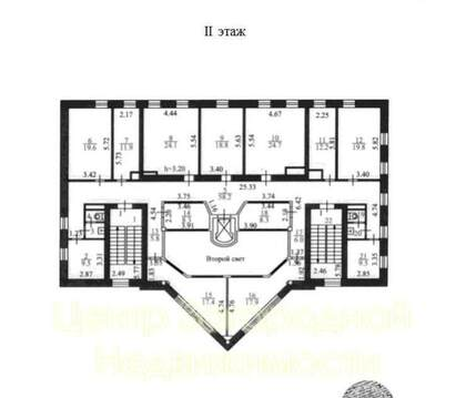 Продажа офиса, вднх, 1840 кв.м, класс A. Особняк кл.А пл. 1840 кв.м. . - Фото 5