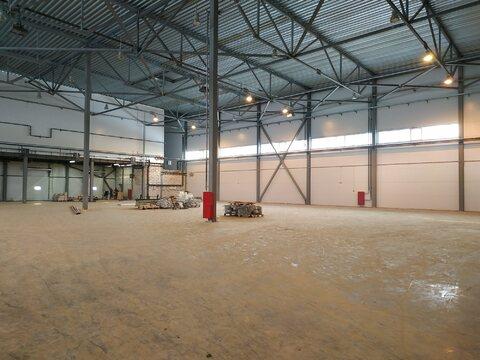 Новый складской комплекс 2475 кв.м,5 ворот доквелеров - Фото 3
