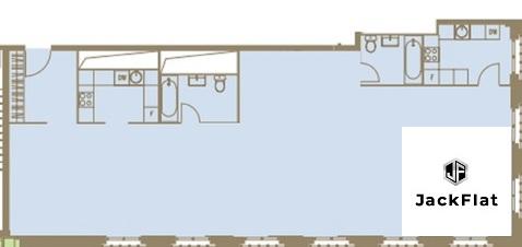 ЖК I'M на Садовом - 150 кв.м, 4 спальни, кабинет и кухня-гостиная, 7/7 - Фото 4