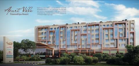 Продажа апартаментов 40 м2 в элитном ЖК на Дмитровском ш.81 - Фото 2