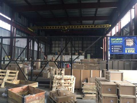 Продам производственное помещение 2843 кв.м. - Фото 4