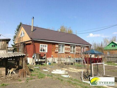 Продажа дома, Глядянское, Притобольный район - Фото 3