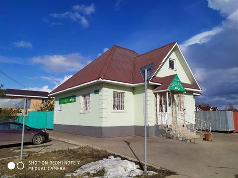 Здание 188 кв. м, Наро-фоминск, ул.Чехова, 18 - Фото 1