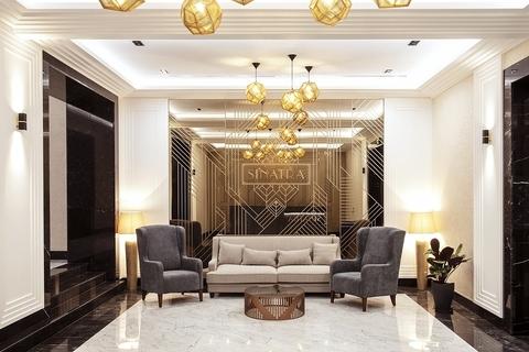 Продажа апартаментов 90 м2 в ЦАО Москвы, Б.Тишинский пер.38 - Фото 5