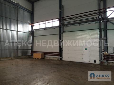 Аренда помещения пл. 570 м2 под склад, производство, Подольск . - Фото 1
