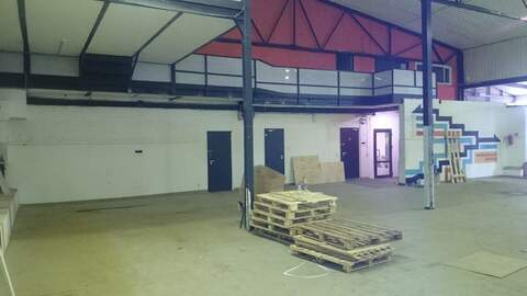 Аренда склада 900 м2 - Фото 1