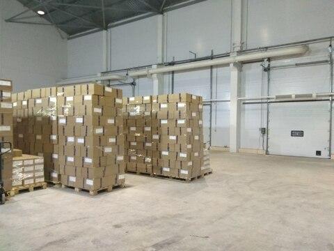 Отапливаемый склад 3000 кв.м - Фото 5