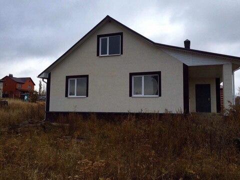 Дом в поселке новосадовый под самоотделку - Фото 1