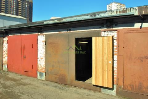 Г. Одинцово ул. Сосновая д. 34с1а, капитальный гараж - Фото 1