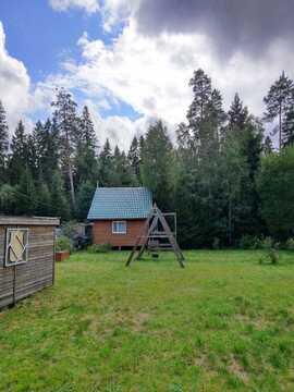Продается участок С небольшим новым домом под выборгом, недалеко от за - Фото 5