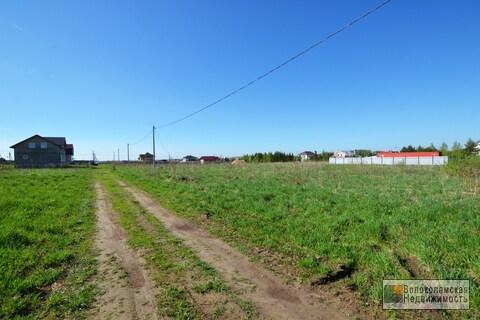 Участок 12сот под ИЖС в городе Волоколамск - Фото 4