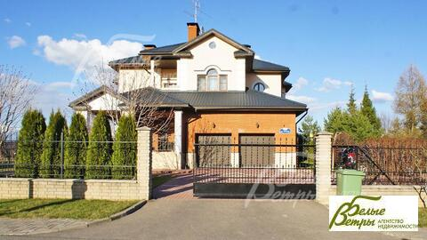 Дом600 кв. м,  19 сот, Калужское шоссе,  17 . - Фото 1