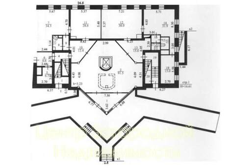 Продажа офиса, вднх, 1840 кв.м, класс A. Особняк кл.А пл. 1840 кв.м. . - Фото 4