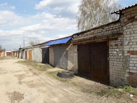 Гаражи и стоянки, ул. Чичканова, д.20 - Фото 1