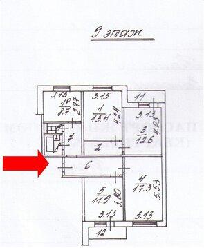 Срочная продажа 4-к квартиры будёного 11 - Фото 2
