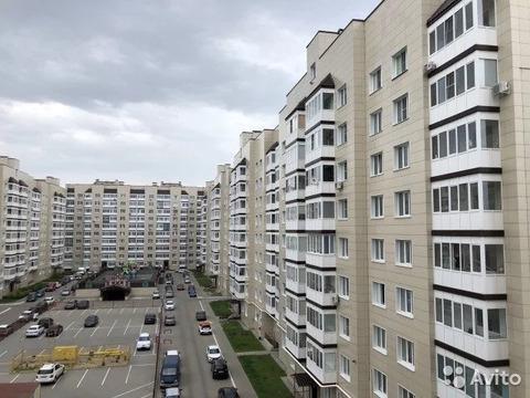 1-к квартира, 40 м, 8/10 эт. - Фото 1