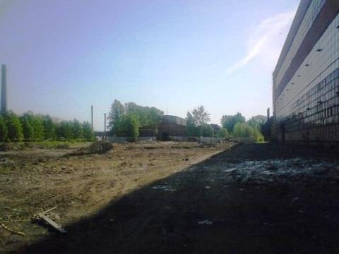 Участок 2 га под производство в Колпино. - Фото 2
