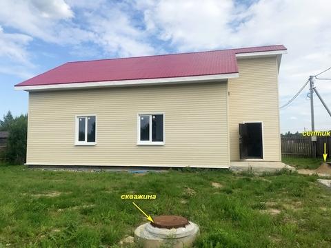Продам дом в Ломоносовском р-не д. Новая Буря - Фото 4