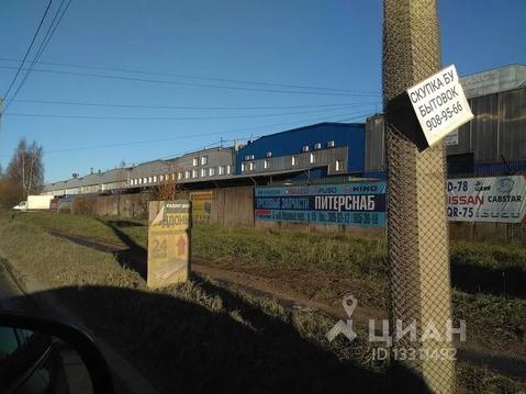 Склад в Санкт-Петербург Домостроительная ул, 3в (4051.0 м) - Фото 2
