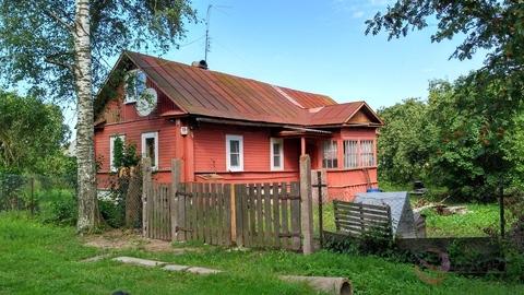 Гатчинский р-н, п. Высокоключевой, ЛПХ 11 сот. + дом 90 кв.м. - Фото 1