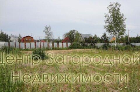 Участок, Щелковское ш, 23 км от МКАД, Райки д. (Щелковский р-н), СНТ .