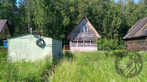 Продам дачу 70.0м2 и участок 6 соток, СНТ Металлург-2, Калужское шоссе - Фото 1