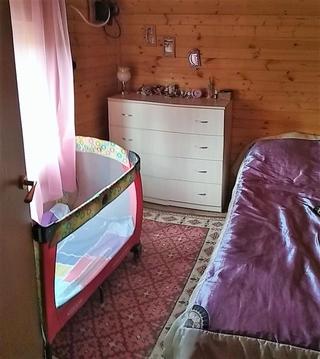 Дом 90 кв.м. 2/2 дер. 5 сот. в с/т Идель, Тетеево - Фото 4
