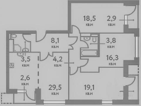 Продажа квартиры, м. Выставочная, Ул. Мантулинская - Фото 5