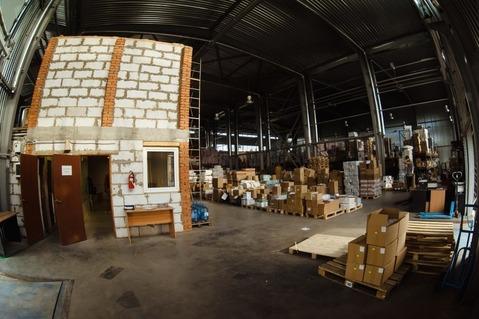 Аренда склада, Железнодорожный, Балашиха г. о, Ул. Пригородная - Фото 2