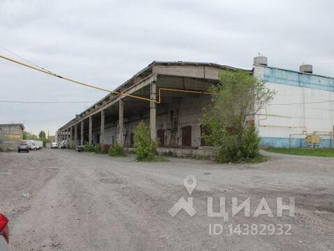 Склад в Курганская область, Курган Омская ул, 146 (640.0 м) - Фото 2