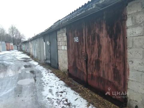 Гараж в Ленинградская область, Всеволожский район, пос. Мурино . - Фото 1