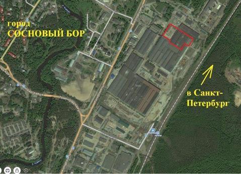 Производственный комплекс (действующий завод металлоконструкций) - Фото 1