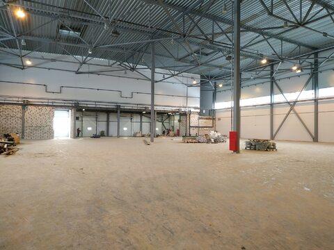 Новый складской комплекс 2475 кв.м,5 ворот доквелеров - Фото 2