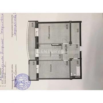 "Продажа 2-к квартиры(каркас), ЖК ""Причал"" в Ред. пос,94 м2, 3/12 эт. - Фото 2"