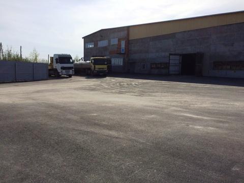 Производственно-складское помещение с абк - Фото 1