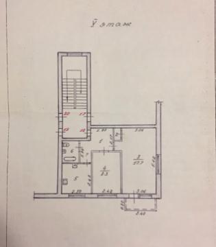 Квартира, ул. Рабоче-Крестьянская, д.57 - Фото 1