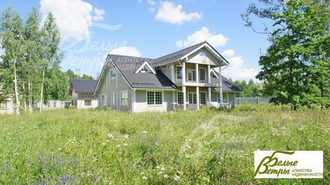 Дом512 кв. м,  25 сот, Калужское шоссе,  18 км,  Витязь . - Фото 2