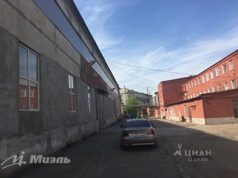 Склад в Московская область, Подольск Цементный проезд, 6 (5000.0 м) - Фото 2