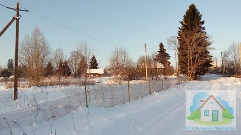 Хороший земельный участок с жилым домиком в 100 м. от оз. Вуокса - Фото 2