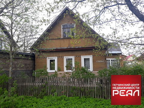 Продам/обменяю зимний дом в Химози на квартиру в Гатчине - Фото 1