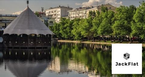 ЖК Современник - роскошная однушка (39 кв.м.) с своим патио - Фото 2