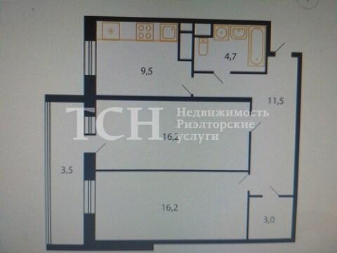 2-комн. квартира, Пирогово, ул Центральная, 9 - Фото 2