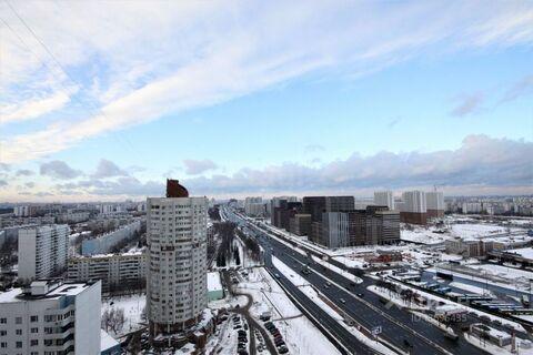 2-к кв. Москва Каширское ш, 148к1 (57.9 м) - Фото 1