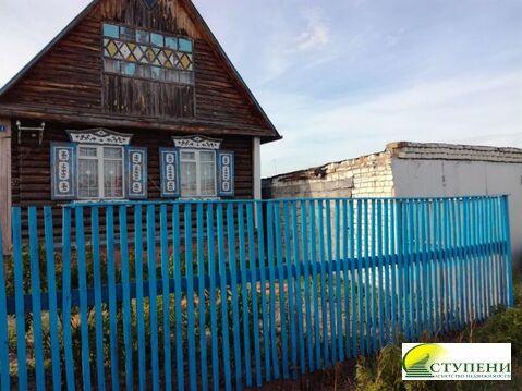 Продажа дома, Редькино, Белозерский район - Фото 1