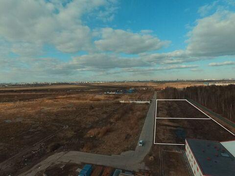Промзона в Горелово 0,5 Га (Волхонское шоссе) - Фото 1