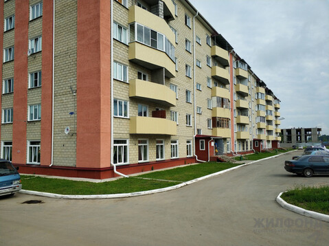 Продажа квартиры, Октябрьский, Искитимский район, Согласия - Фото 3