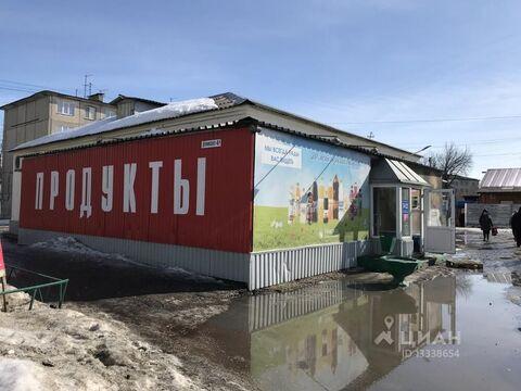 Торговая площадь в Курганская область, Курган ул. Дзержинского, 4а . - Фото 1